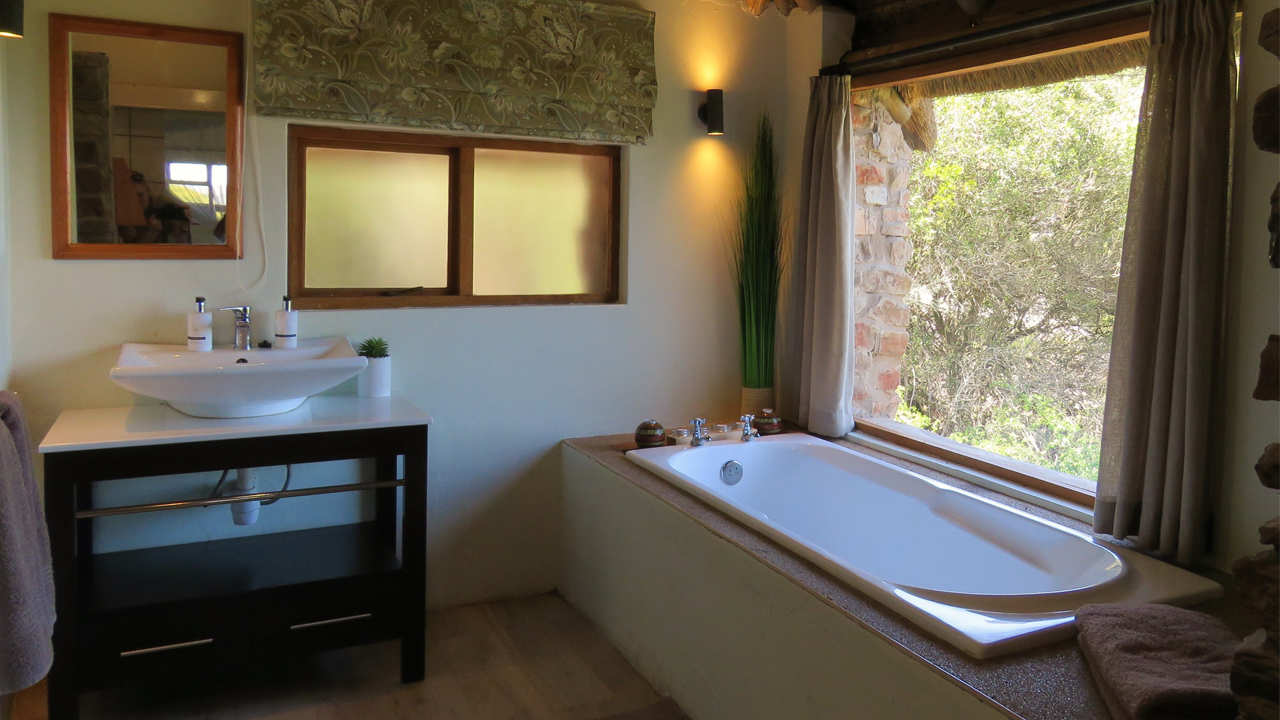 Amakhala Game Reserve Woodbury Lodge Bathroom