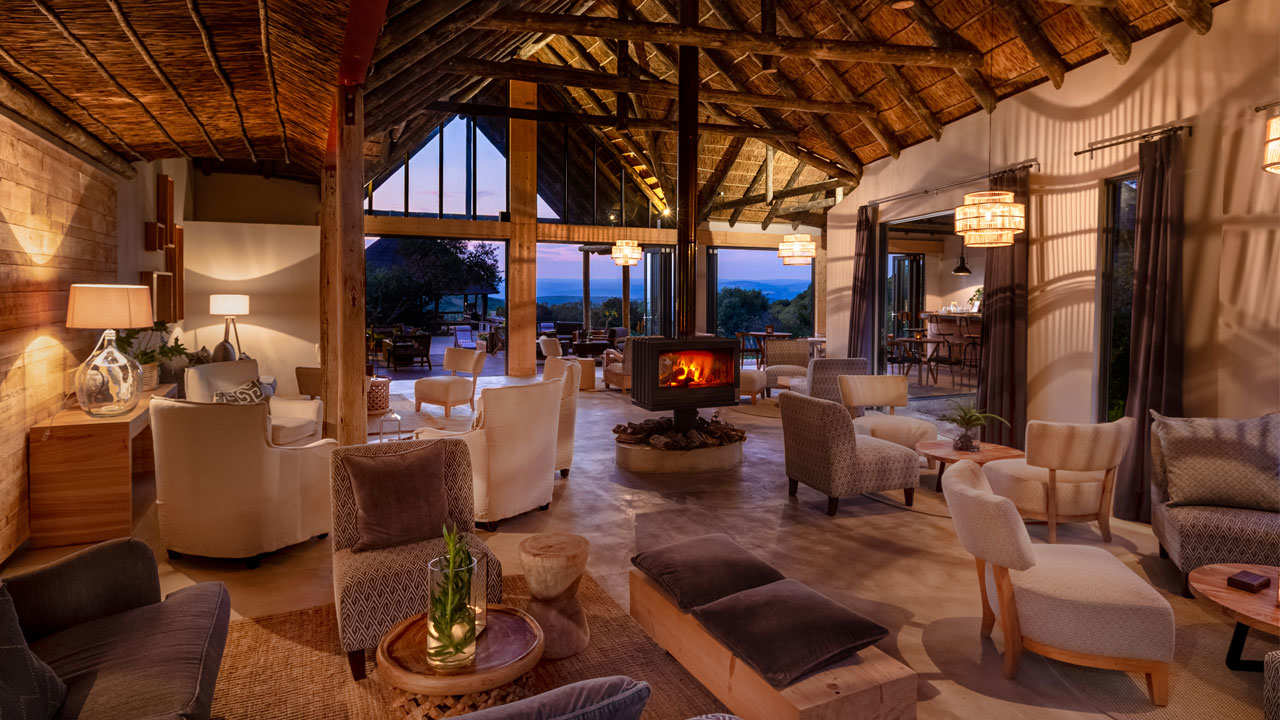 Bukela Game Lodge Amakhala Reserve Safari South Africa