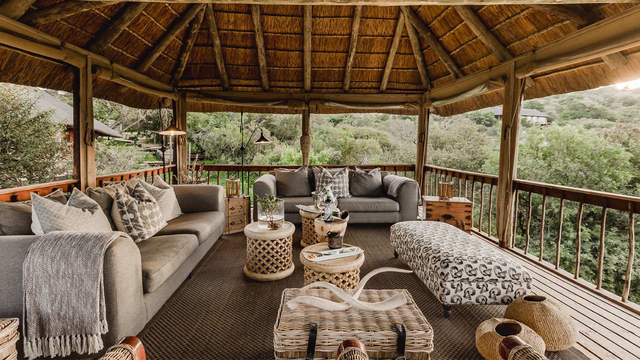 Bukela Game Lodge Amakhala Reserve Safari South Africa(2)