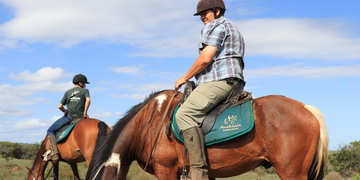 Amakhala Game Reserve Horse Trails Guests