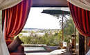 Bush Lodge Amakhala Game Reserve View From Bedroom