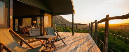 Eastern Cape Safari Accommodation Amakhala Game Reserve Hills Nek Safari Camp Exterior Min