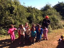 Amakhala Foundation Pre School Kids