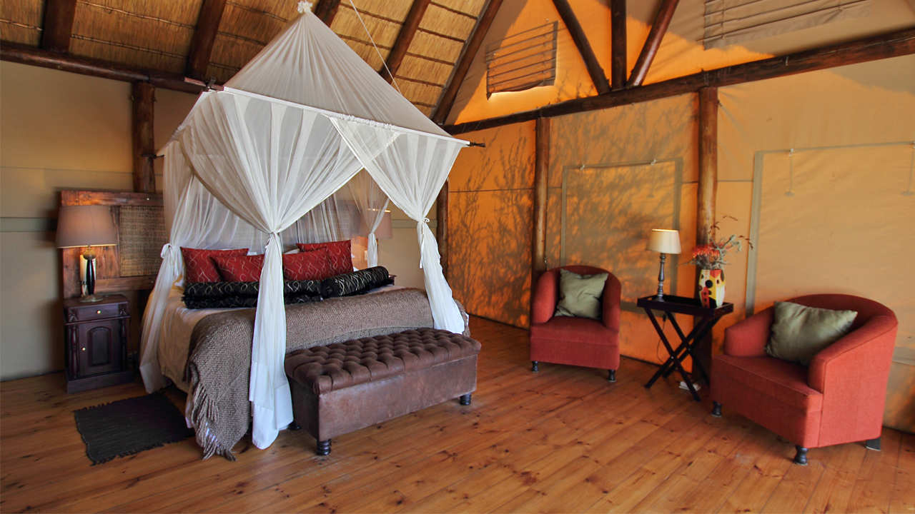 Amakhala Game Reserve Bush Lodge Bedroom