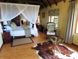 Amakhala Game Reserve Woodbury Lodge Bedroom