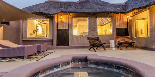 Safari Lodge Amakhala Game Reserve Lodge Pool