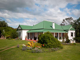 Leeuwenbosch Country House Amakhala Game Reserve Front
