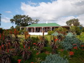 Amakhala Game Lodge Leeuwenbosch Country House Exterior1 Regular
