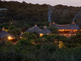 Eastern Cape Accommodation Safari Lodge Amakhala Game Reserve Exterior