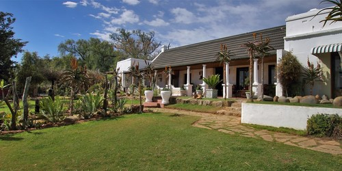 Eastern Cape Safari Accommodation Amakhala Game Reserve Reed Valley Inn
