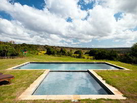 Eastern Cape Safari Greater Addo Amakhala Leeuwenbosch Country House Pool L