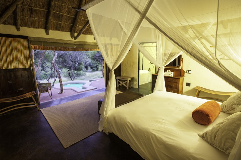 Safari Lodge Amakhala Game Reserve Bedroom