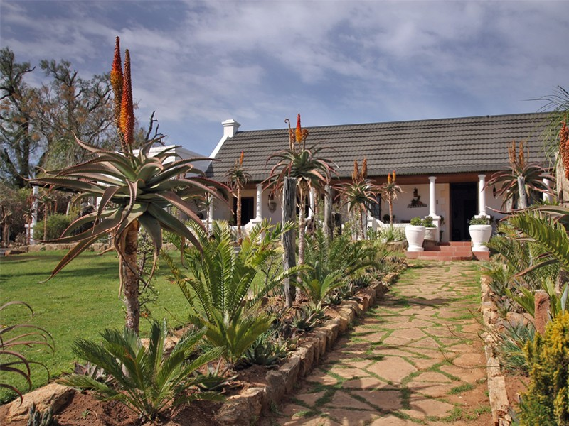Amakhala Game Reserve Safari Reed Valley Inn Front