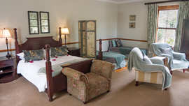 Amakhala Game Reserve Leeuwenbosch Country House Bedroom Layout