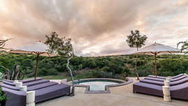 Amakhala Game Reserve Safari Lodge Pool