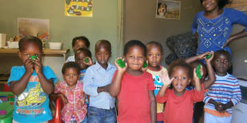 Amakhala Foundation Community Family Town