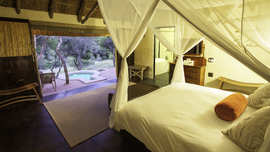 Amakhala Game Reserve Safari Lodge Bedroom