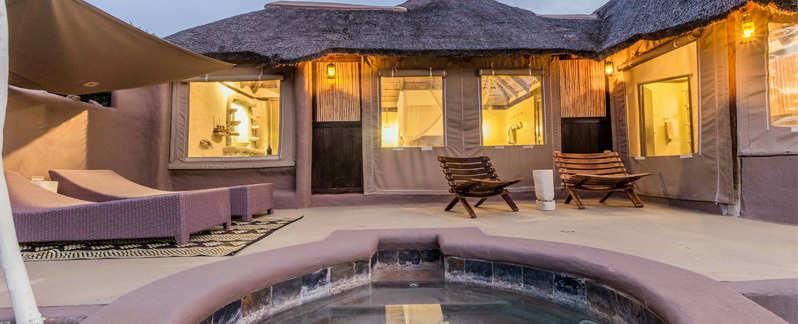 Safari Lodge Luxury Thatched Lodge Amakhala Game Reserve