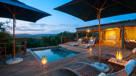 Amakhala Game Reserve Hills Nek Safari Camp Pool View