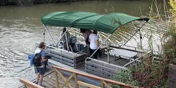 Greater Addo Port Elizabeth Accommodation Amakhala Game Reserve Boat