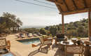 Amakhala Game Reserve Bukela Game Lodge Pool Sun Deck View